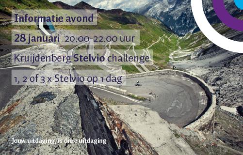 Kruijdenberg Stelvio Challenge 2016